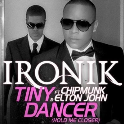 IRONIK ft. Elton JOHN - Tiny Dancer (Hold Me Close)