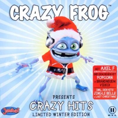 CRAZY FROG - Jingle Bells