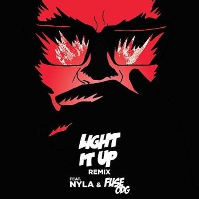 MAJOR LAZER & NYLA - Light It Up