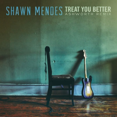 Shawn MENDES - Treat You Better (Ashworth rmx)