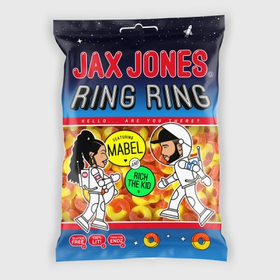 Jax JONES & Mabel & Rich the Kid - Ring Ring