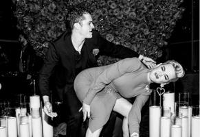 Новые фото помолвки Кэти Перри с Орландо Блумом