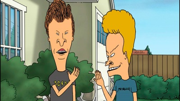 """""""Uh huh huh huh huh"""", - Бивис и Баттхед вернутся на экраны"""