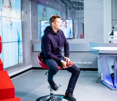 2020 - Александр Белькович на Радио ENERGY