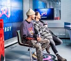 2021 - Pasha Leem & Миша Марвин на Радио ENERGY