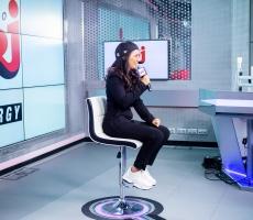 2021 - Арина Ростовская на Радио ENERGY
