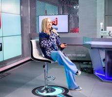 2021 - Мари Краймбрери на Радио ENERGY